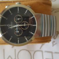 mens  obaku chronograph watch