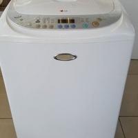 Electric coolerbox/ fridge. LG 10kg top loader.