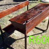 Old School desk for sale.