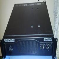 Behringer Power Amplifier