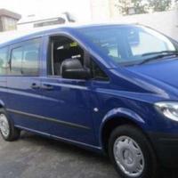 Mercedes Benz Vito 115 CDI 2.2 crew bus