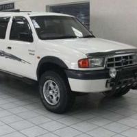 Ford Ranger 2.5TD Hi Trail XLT
