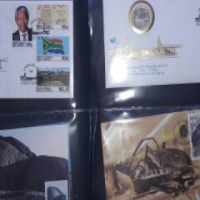 stamps. fdc covers