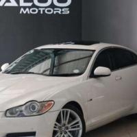 Jaguar XF 5.0 Luxury
