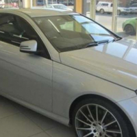 Mercedes Benz C Class C350 coupe AMG Sports