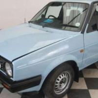 VW Golf 2 CSL