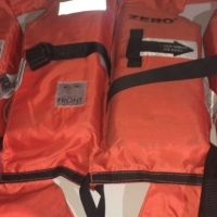8 Life Jackets fairly new only used once