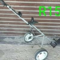 Aluminum golf bag trolley for sale