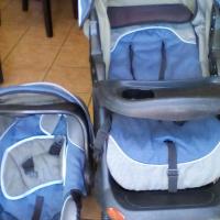 Baby pram & carry chair