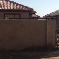 Witpoortjie empty house