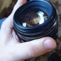 Canon 85mm f1. 8