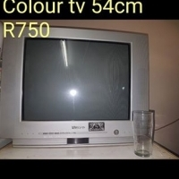 54cm colour TV for sale