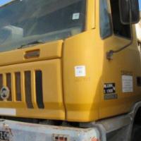 Astra HD7 64.34, Left Hand Drive Cement Mixer Truck
