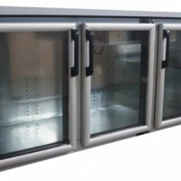 EB2550SG - UNDER-BAR - FRIDGE - UNDERBAR