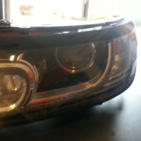 Range Rover 2014 head lights for sale