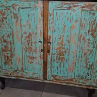 Retro Wooden cabinet/ cupboard