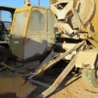 Carmix Self Loading Concrete Mixer