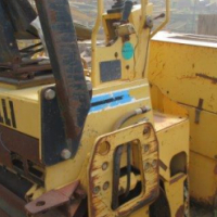 Bitelli DTV 325 Ride On Compacting Machine