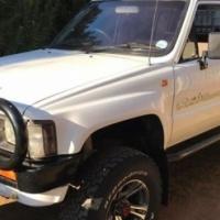 1988 Toyota Hilux 2.2 4y
