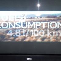 LG 74 cm Flatron box tv with remote control
