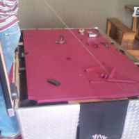Pool table repairs and renovations