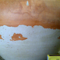 Previously loved Earthenware Pot