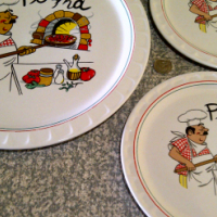 Pizza Plate Set (3)