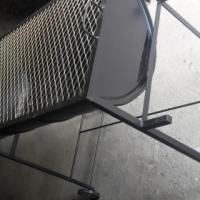 Steel drum braaiers