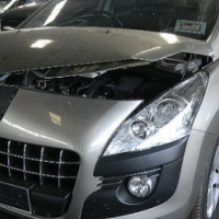 peugeot 3008 ads in vehicle spares and accessories for sale in