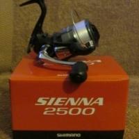 Shimano Sienna 2500 fd reel new spec