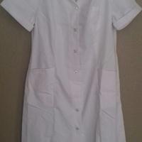 White Nurse's Uniform