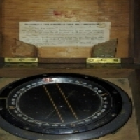 Militaria: Old WWII Compass