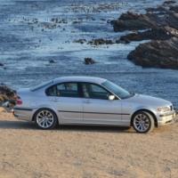 2005 BMW E46 320d 6sp F/L