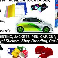 Advertising material