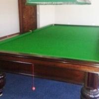 Full Size Snooker Table Like New Union Billiards Bargain