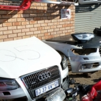 Audi Spares For Africa!