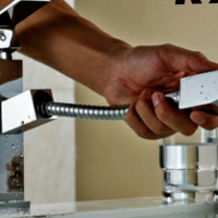 New – Square Pull Out Faucet Tap Mixer