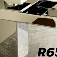 New - Italian Design Square Bathroom Faucet Tap