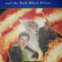 Harry Potter And The Half-Blood Prince - First Edition - J. K. Rowling - Book 6.