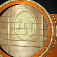 Fender CD -60/ SB Guitar
