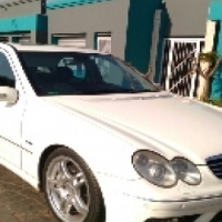 Call Haroon on 2005 Mercedes Benz C55 Amg