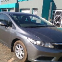 Call Haroon on 2013 Honda civic 1.6 Auto