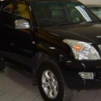 Toyota Land Cruiser Prado 4.0 VX V6 A/T