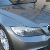 BMW E90 325i motor sport 2012