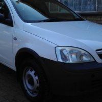 2010 Opel Corsa Bakkie with Canopy