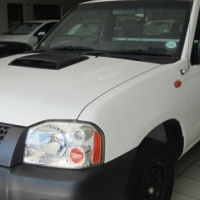 2015 Nissan NP300 Hardbody