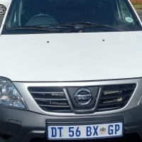 SALES: 2015 Nissan Np200 1.6 for R 95000.00