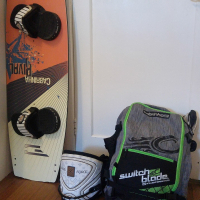 Kiteboarding Gear