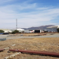 MASSIVE 6000SQM yard industrial area to let - ideal storage/parking/crane hire etc