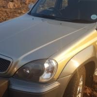 SUV HYUNDAI TERRACAN 3.5 V6 5 DOOR A/T UTILITY SPORT WAGON